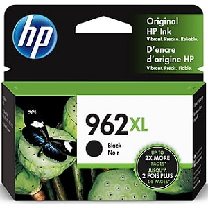 HP 3JA03AN Black Ink Cartridge