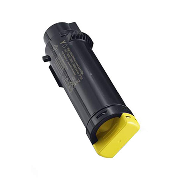 Compatible Dell 3P7C4 Yellow Toner Cartridge