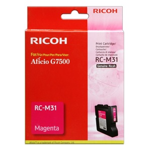 Ricoh 405504 Magenta Print Cartridge