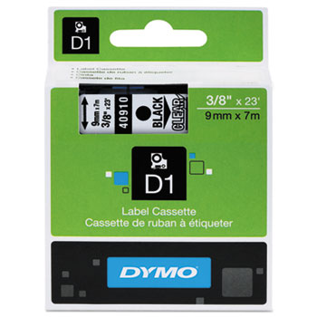 Dymo 40910 D1 Tape Cartridge