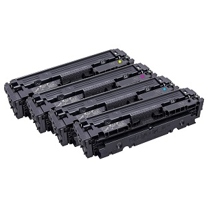 Compatible HP 410X Toner Cartridge Set