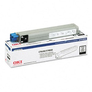 Okidata 42918904 Black Toner Cartridge