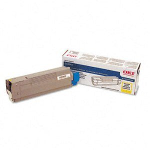 Okidata 43324466 Yellow Toner Cartridge