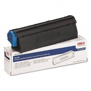 Okidata 43502001 Black Toner Cartridge