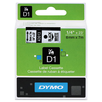 Dymo 43613 D1 Tape Cartridge