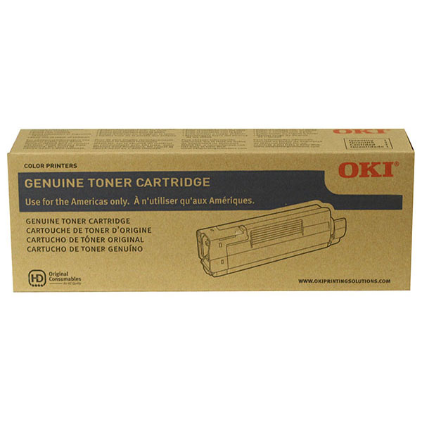 Okidata 43865766 Magenta Toner Cartridge