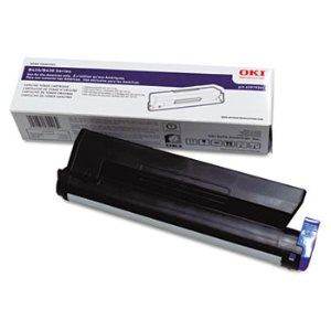 Okidata 43979201 Black Toner Cartridge