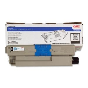 Okidata 44469802 Black Toner Cartridge