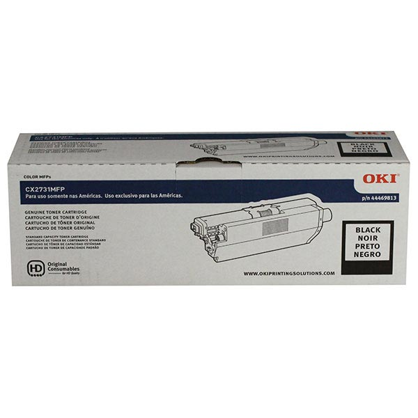 Okidata 44469813 Black Toner Cartridge