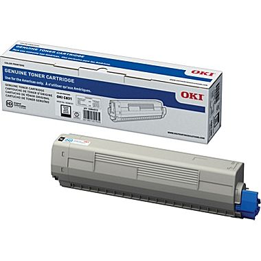 Okidata 44844512 Black Toner Cartridge