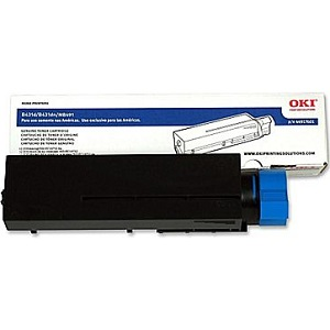 Okidata 44917601 Black Toner Cartridge
