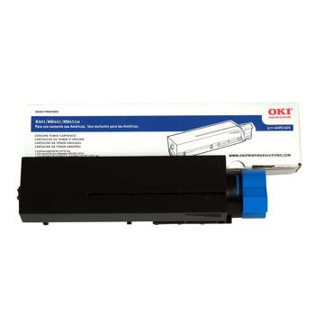 Okidata 44992405 Black Toner Cartridge