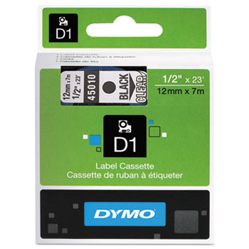Dymo 45010 D1 Tape Cartridge