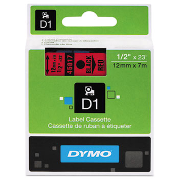 Dymo 45017 D1 Tape Cartridge