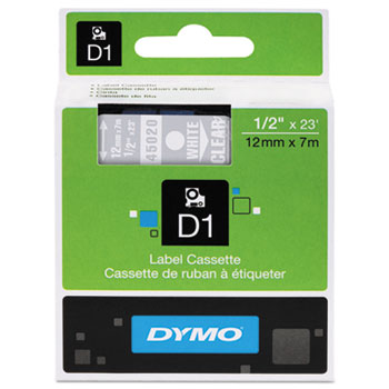 Dymo 45020 D1 Tape Cartridge