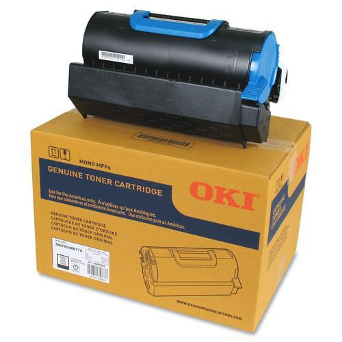 Okidata 45460508 Black Toner Cartridge