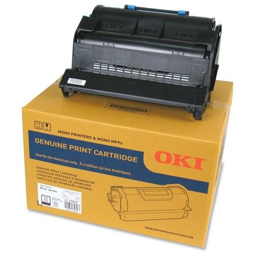 Okidata 45488801 Black Toner Cartridge