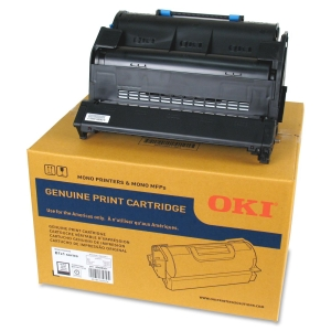 Okidata 45488901 Black Toner Cartridge