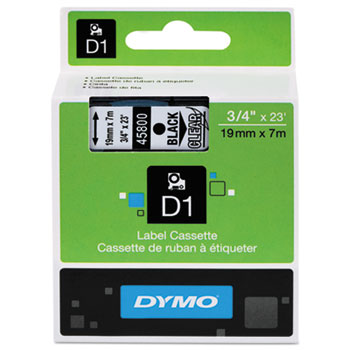 Dymo 45800 D1 Tape Cartridge