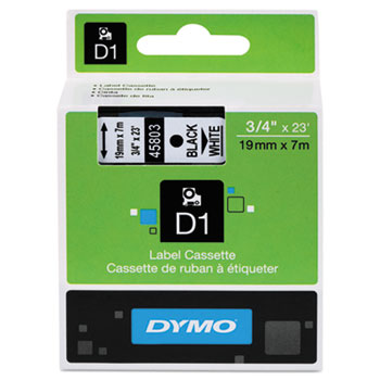 Dymo 45803 D1 Tape Cartridge