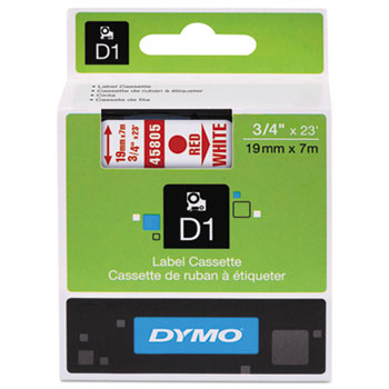 Dymo 45805 D1 Tape Cartridge