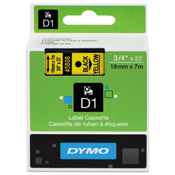 Dymo 45808 D1 Tape Cartridge