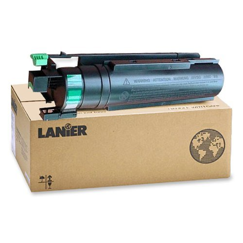 Lanier 491-0317 Black Toner Cartridge