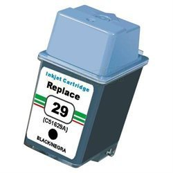 Compatible HP 51629A Black Ink Cartridge
