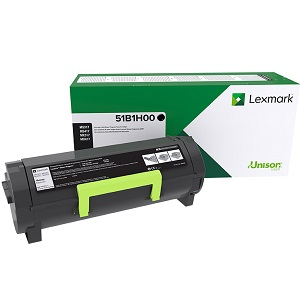 Lexmark 51B1H00 Black Toner Cartridge