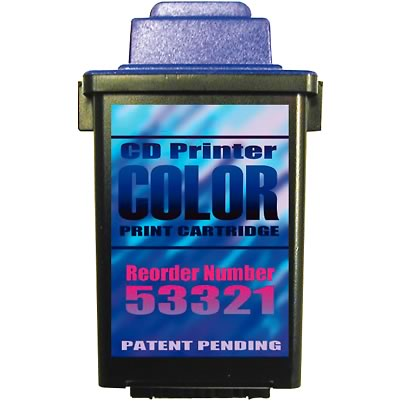 Primera 53321 Color Ink Cartridge