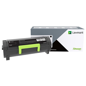 Lexmark 56F0HA0 Black Toner Cartridge