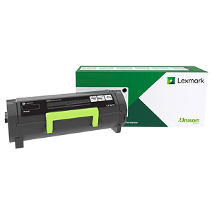 Lexmark 56F1H00 Black Toner Cartridge
