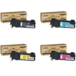 Xerox 6125 Toner Cartridge Set