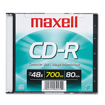 Maxell 648201 CD-R Disc