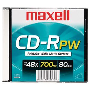 Maxell 648721 CD-R Disc