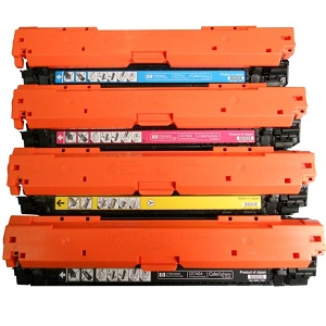 Compatible HP 650A Toner Cartridge Bundle