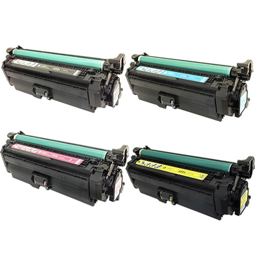 Compatible HP 653 Toner Cartridge Set