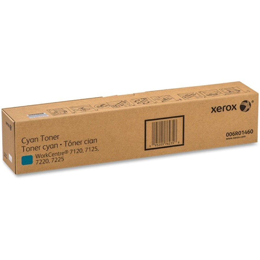 Xerox 006R01460 Cyan Toner Cartridge