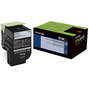 Lexmark 70C10K0 Black Toner Cartridge