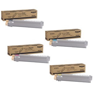 Xerox 7400 Toner Cartridge Set