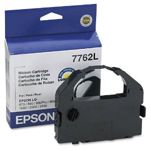 Epson 7762L Black Printer Ribbon