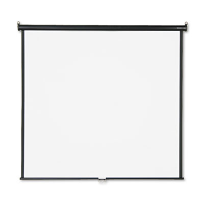 Quartet 670S Wall or Ceiling Projection Screen