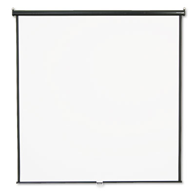 Quartet 684S Wall or Ceiling Projection Screen