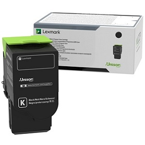 Lexmark 78C0U10 Black Toner Cartridge