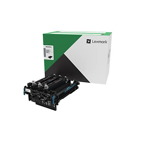 Lexmark 78C0ZV0 Black and Color Imaging Kit