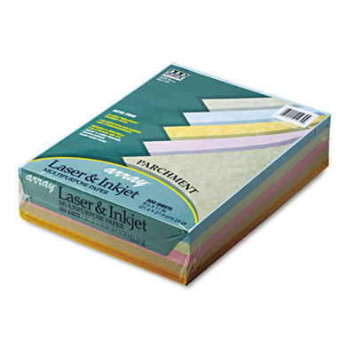 Pacon 101079 Array Colored Bond Paper