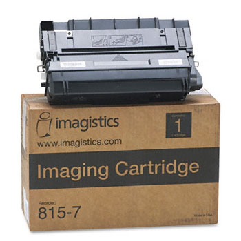 Imagistics 815-7 Black Toner Cartridge