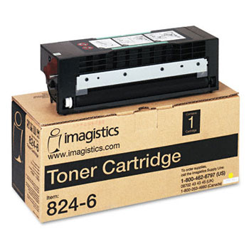 Imagistics 824-6 Black Toner Cartridge