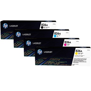 HP 826A Toner Cartridge Set