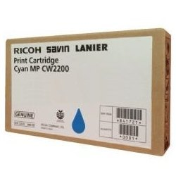 Ricoh 841721 Cyan Ink Cartridge